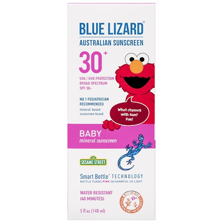 Blue Lizard Baby, Australian Sunscreen, SPF 30+