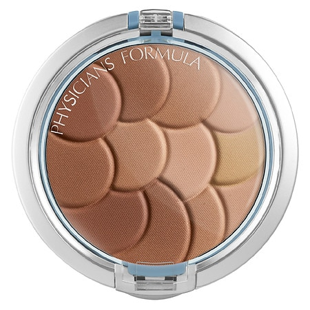Physicians Formula Magic Mozaic Pressed Powder Light Bronzer/Bronzer