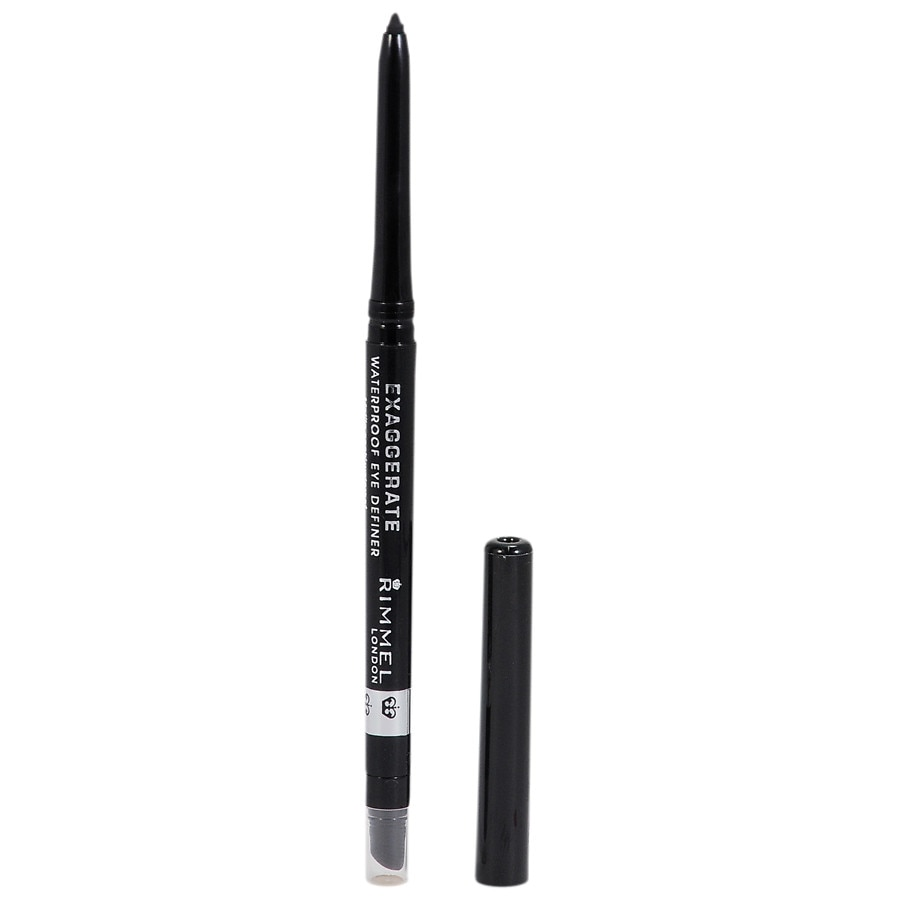 e0643cc6fb6 Rimmel Exaggerate Waterproof Eye Definer, Noir 261 | Walgreens