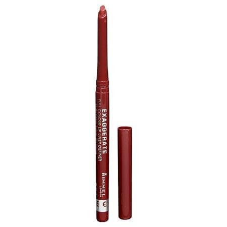 Rimmel Exaggerate Full Color Lip Liner Definer - 0.01 ea