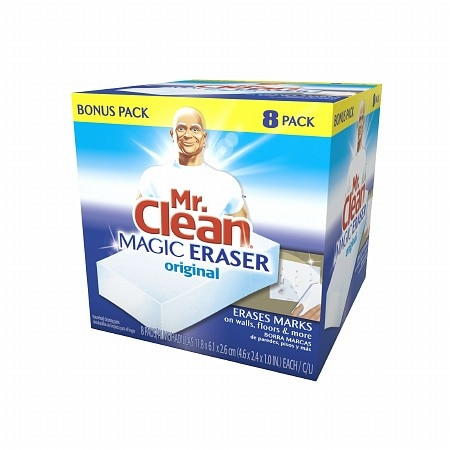 Mr. Clean Magic Eraser - 8 ea