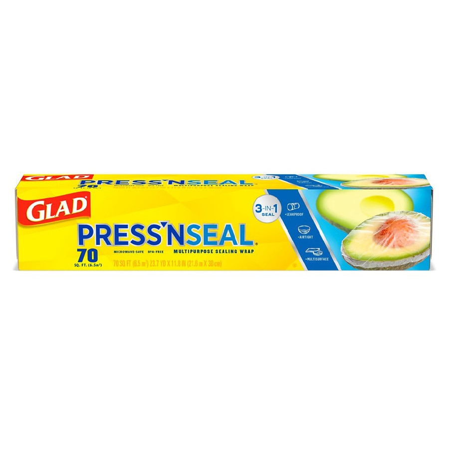 Glad Press\'n Seal Wrap | Walgreens