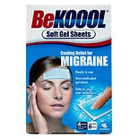 Be Koool Soft Gel Sheets, for Adults