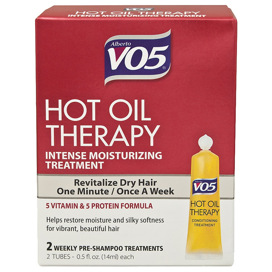 Alberto Vo5 Hot Oil Weekly Intense Conditioning Treatment Walgreens