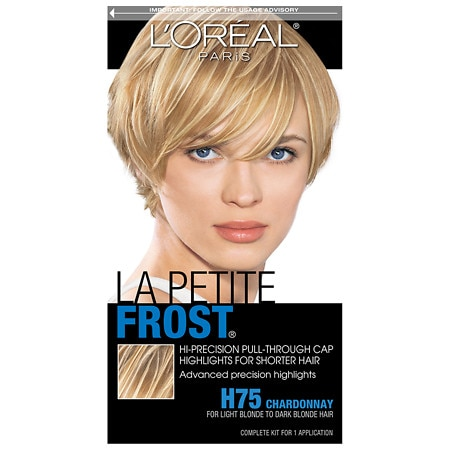 L'Oreal Paris La Petit Frost Hi-Precision Pull-Through Cap Highlights