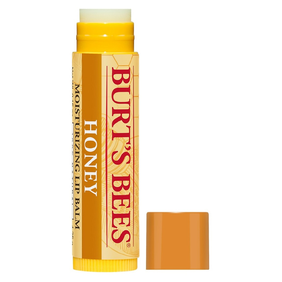 Burt's Bees 100% Natural Moisturizing Lip Balm Honey, Honey