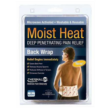 Thermalon Moist Heat Back Wrap - 1 ea