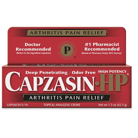 Capzasin HP Arthritis Pain Relief Creme - 1.5 oz.