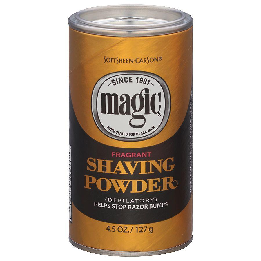 Magic Shave Shaving Powder Depilatory Fragrant Walgreens
