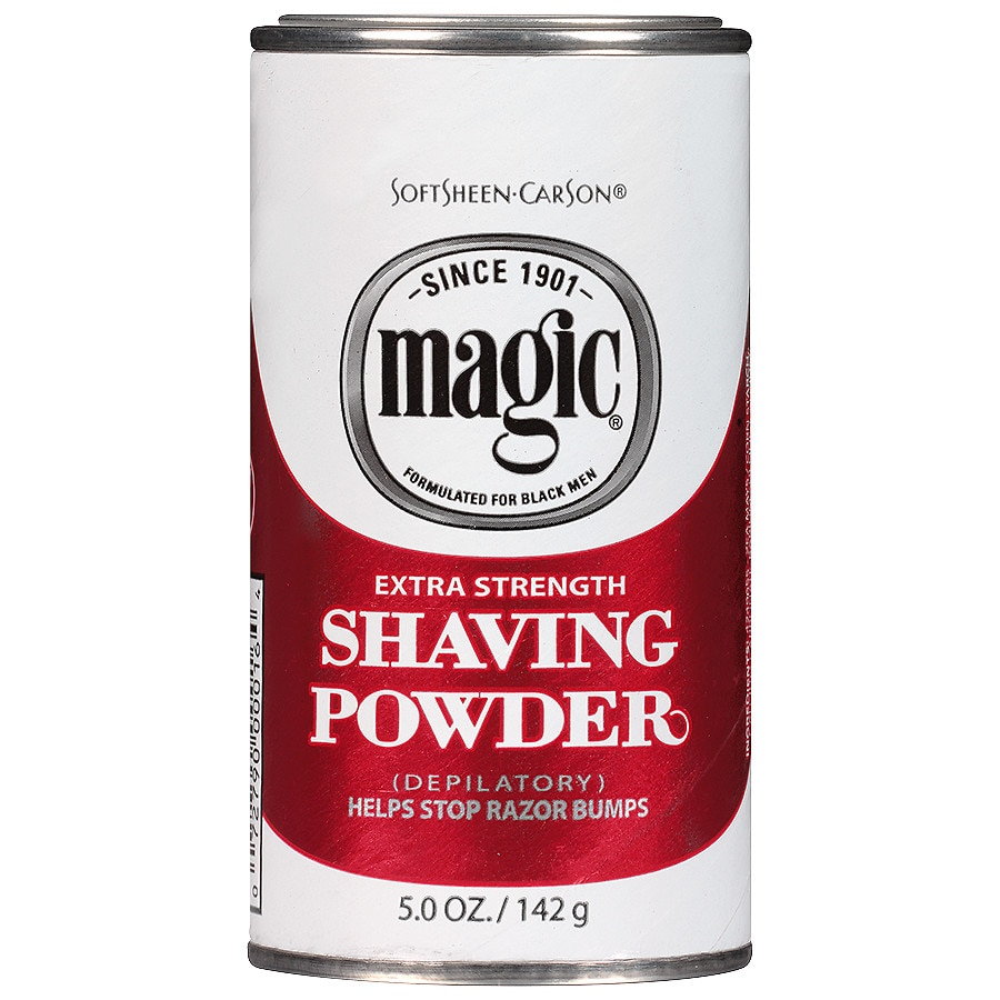 Magic Shave Shaving Powder Depilatory Extra Strength Walgreens