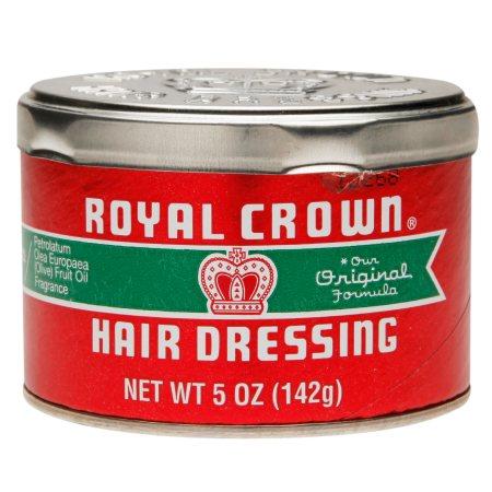 Royal Crown Hair Dressing - 5 oz.