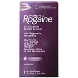 Women's Rogaine Minoxidil Hair Loss Treatment Solution, 1 Month 1 Month Supply