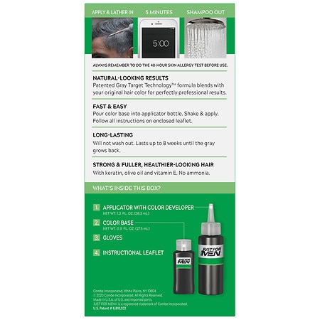 Just For Men Shampoo-In Haircolor | Walgreens