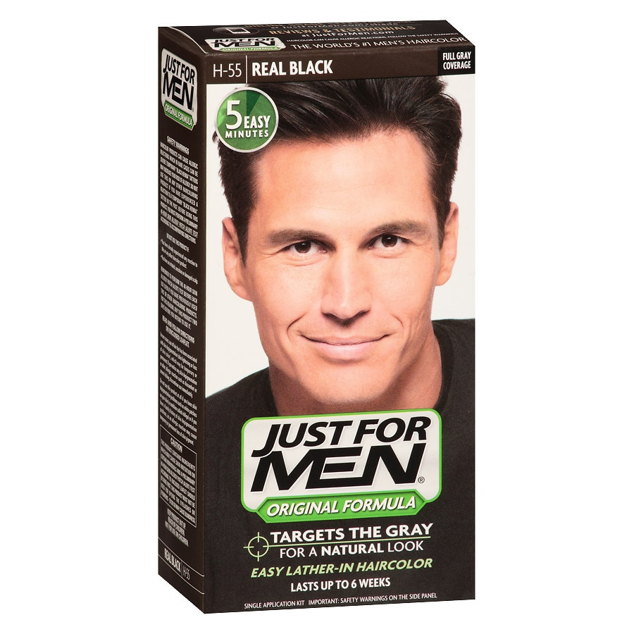 just for men code