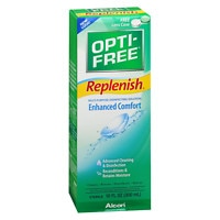 Deals on Opti-Free Replenish Multi-Purpose Disinfecting Solution 10oz
