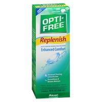 Opti-Free Replenish Multi-Purpose Disinfecting Solution 10oz