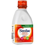 Similac Sensitive Milk-Based Infant Formula with Iron Ready To Feed
