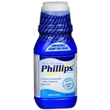 Phillips Milk of Magnesia Saline Laxative Liquid Original