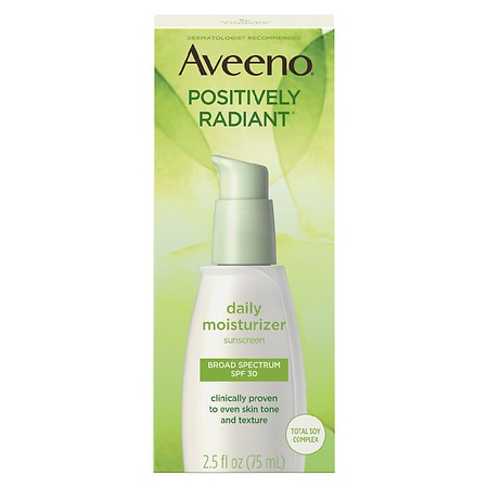 Aveeno Daily Moisturizer With Soy - 2.5 fl oz