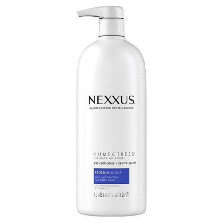 Nexxus Conditioner with Pump, Humectress Replenishing System