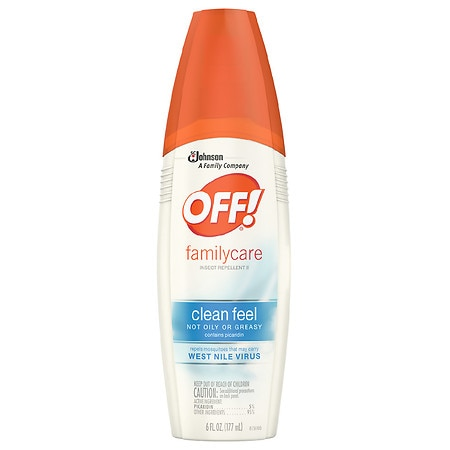 Off! Skintastic Family Care Insect Repellent Spray