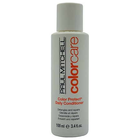 Paul Mitchell Color Protect Daily Conditioner, Travel Size - 3.4 fl oz