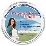 Preggie Pops Morning Sickness Relief Drops