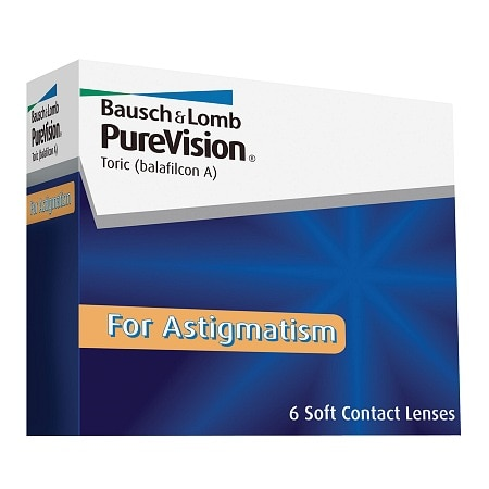 PureVision for Astigmatism PureVision For Astigmatism - 1 Box