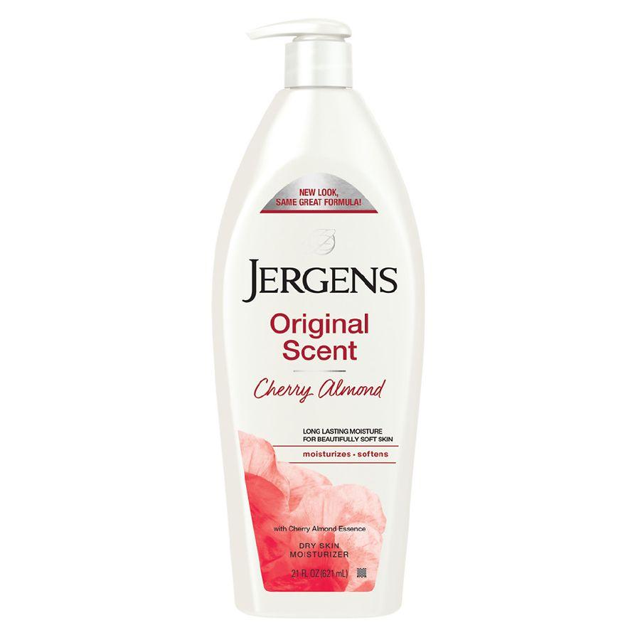 jergens moisturizer original scent cherry almond walgreens