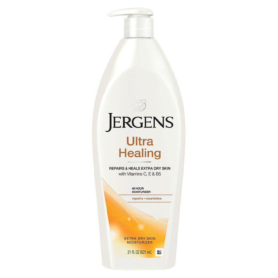 jergens ultra healing extra dry skin moisturizer walgreens