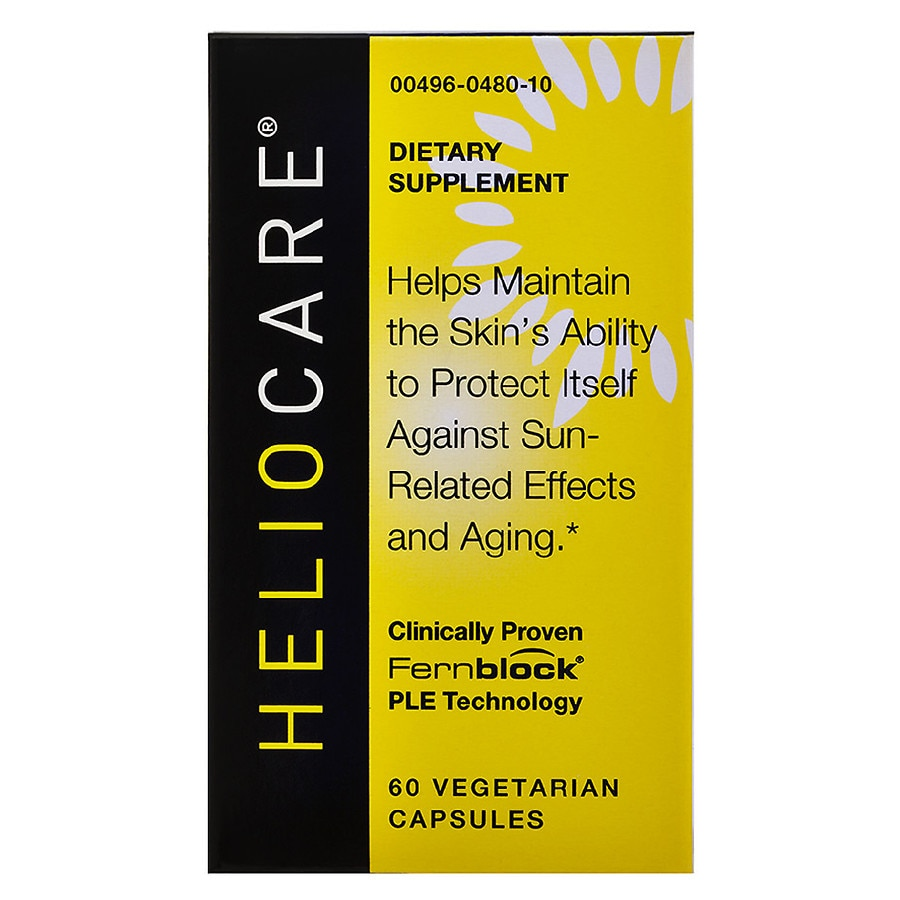 The Heliocare Daily Use Antioxidant Formula travel product recommended by Carly Weil on Lifney.
