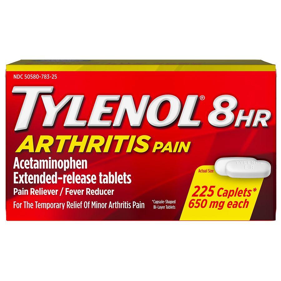 Tylenol arthritis coupons 2018