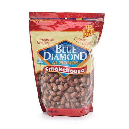 Blue Diamond Almonds Smokehouse - 16 oz.