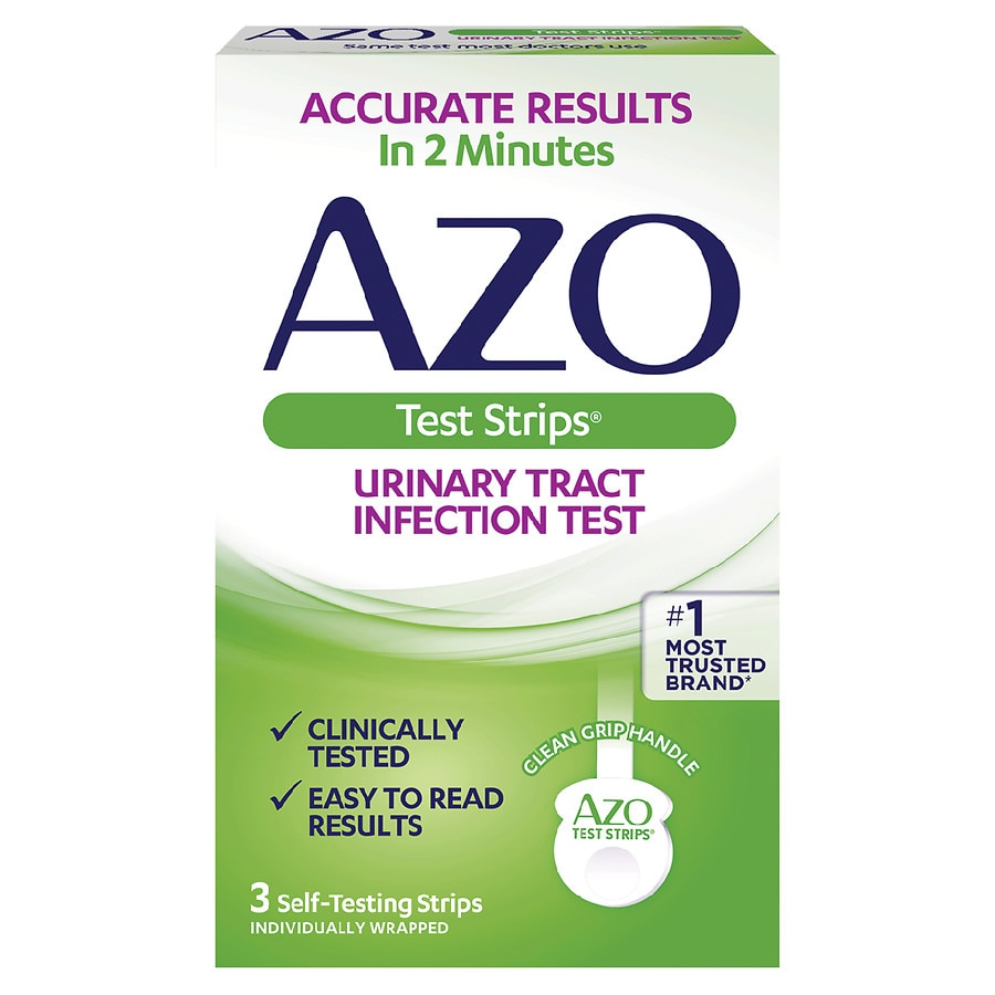 Azo Test Strips For Urinary Tract Infection Walgreens