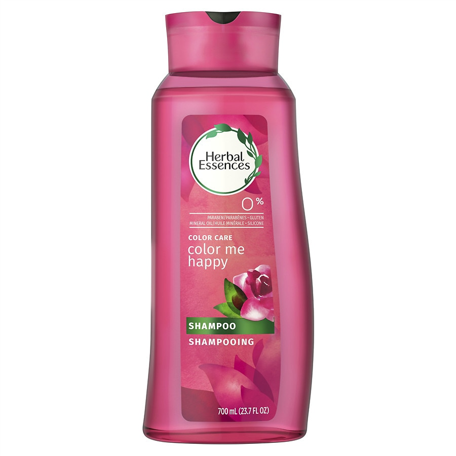 Herbal Essences Color Me Happy Color Safe Shampoo Rose Walgreens