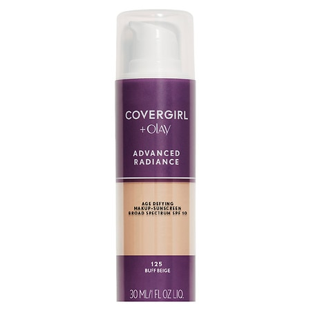 Image of CoverGirl Advanced Radiance SPF 10 Age-Defying Makeup - 1 fl oz