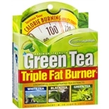 Applied Nutrition Maximum Strength Green Tea Triple Fat Burner, Liquid Soft-Gels