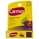 Carmex Moisturizing Lip Balm Stick SPF 15 Cherry