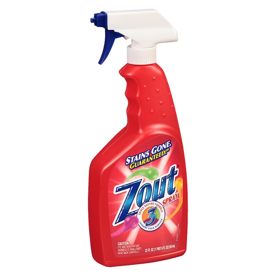 Zout Laundry Stain Remover Spray Walgreens