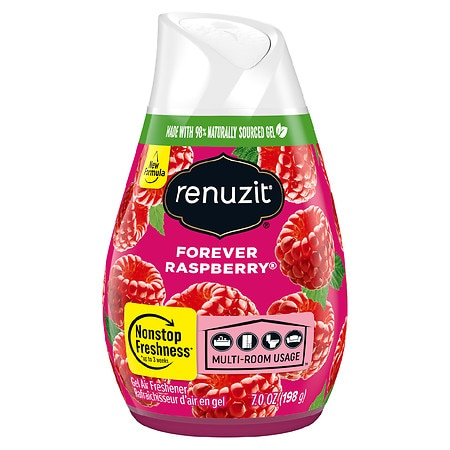 Renuzit Aroma Adjustables Long Last Air Freshener Raspberry