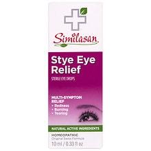 Similasan Stye Eye Relief Drops Walgreens