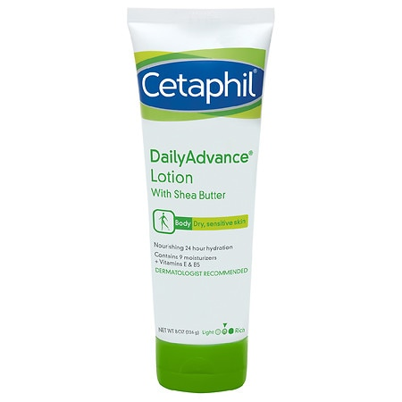 Cetaphil DailyAdvance Ultra Hydrating Skin Lotion