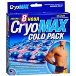 Cryo-Max Reusable 8 Hour Cold Pack Medium