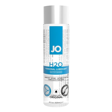 System JO H2O Water Based Personal Lubricant