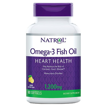 Natrol fish oil