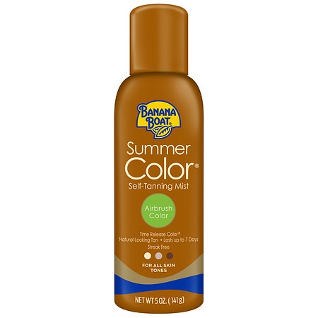 Banana Boat Sunless Summer Color Summer Color Self-Tanning Mist