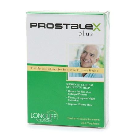 LongLife Solutions Prostalex Plus - 30 ea