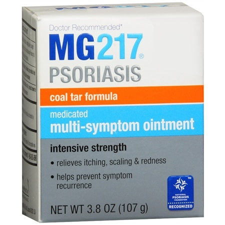MG-217 Psoriasis Treatment Ointment - 3.8 oz.