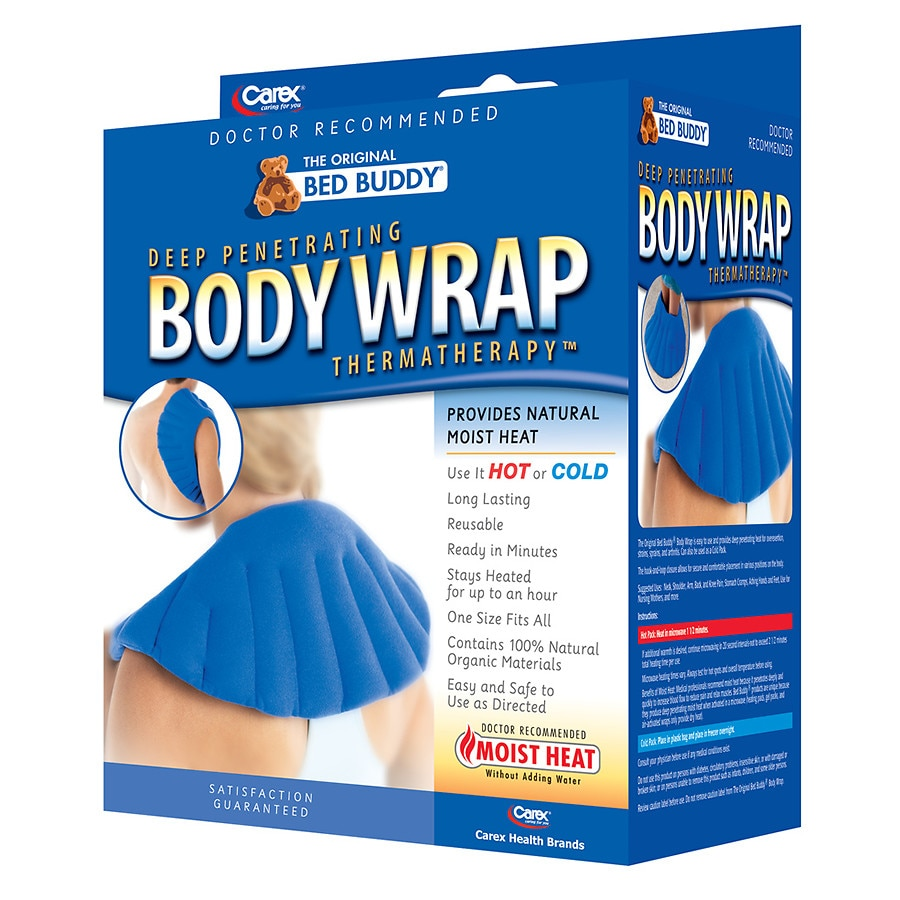 Bed Buddy Deep Penetrating Body Wrap | Walgreens