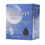 Optics Laboratory Eye-Cept, Rewetting Drops, Single-Use Droppers